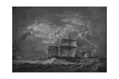'After the Battle of Trafalgar', c1806