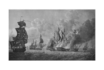 'St George's Day, 1794', c1795