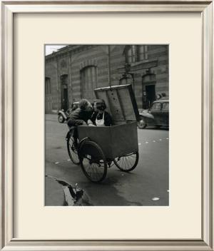 Baiser Blotto, c.1950 by Robert Doisneau