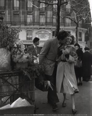 Paris, 1950 by Robert Doisneau