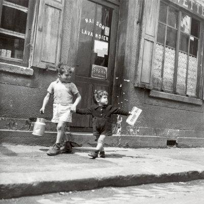 Rue Marcellin Berthelot, Choisy-Le-Roi, c.1945