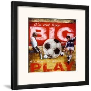 Big Play: Soccer by Robert Downs
