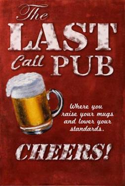Last Call Pub by Robert Downs