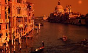 Venice Italy by Robert Downs