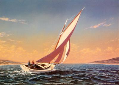 Friendship Sail by Robert Duff
