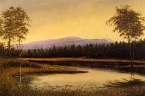 Magestic Landscape II by Robert Duff