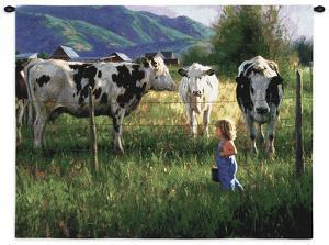 Anniken and the Cows by Robert Duncan