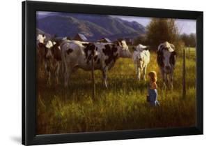 Anniken and the Cows by Robert Duncan