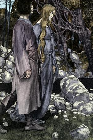 Tristan and Isolde