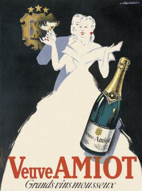 Veuve Amiot, Grands Vins Mousseux by Robert Falcucci