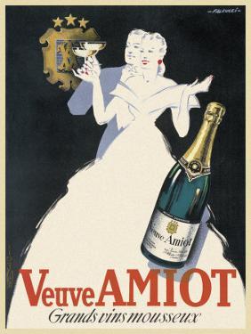 Veuve Amiot, Grands Vins Mousseux by Robert Falcucci