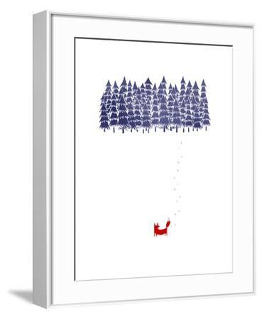 Alone in the Forest by Robert Farkas