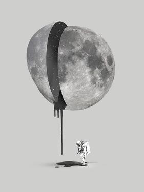 Bleeding Moon by Robert Farkas