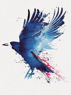 Bloody Crow by Robert Farkas