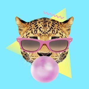 Bubble Gum Leo by Robert Farkas