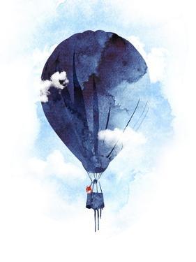 Bye Bye Baloon by Robert Farkas