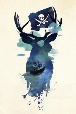 Captain Hook by Robert Farkas