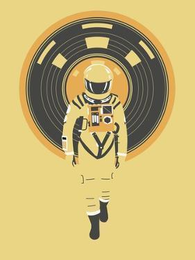 DJ Hal by Robert Farkas