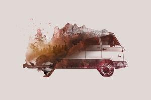 Drive Me Back Home No. 1 by Robert Farkas
