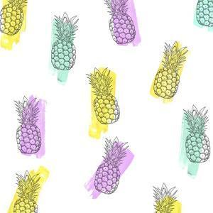 Funky Ananas by Robert Farkas