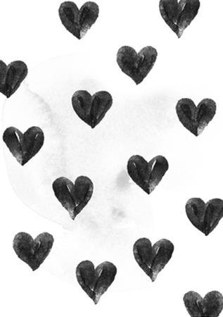 I Drew a Few Hearts for You by Robert Farkas