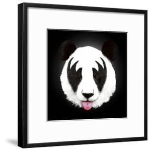 Kiss of a Panda by Robert Farkas