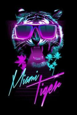 Miami Tiger by Robert Farkas