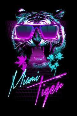 Miami Tiger by Robert Farkas