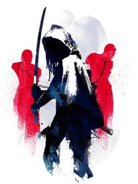 Michonne by Robert Farkas