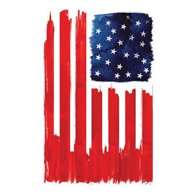 Robert Farkas- Flag by Robert Farkas