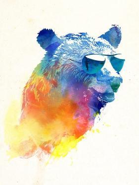 Sunny Bear by Robert Farkas