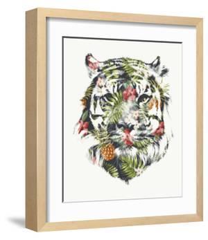 Tropical Tiger by Robert Farkas