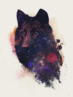 Universal Wolf by Robert Farkas