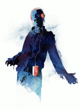 Walkman Dead by Robert Farkas