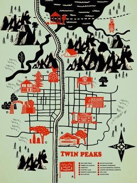 Welcome to Twinpeaks by Robert Farkas