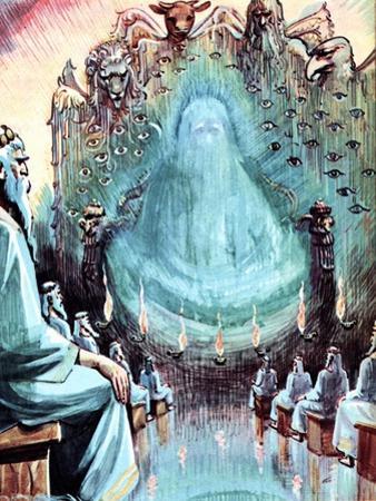 Saint John's Vision of Heaven
