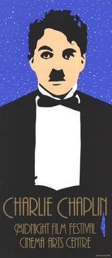 Charlie Chaplin by Robert Francis