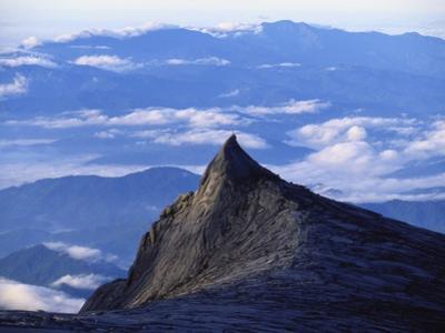 Mt Kinabalu, Sabah, Borneo, Malaysia by Robert Francis