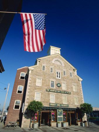 Newport, Rhode Island, New England, USA