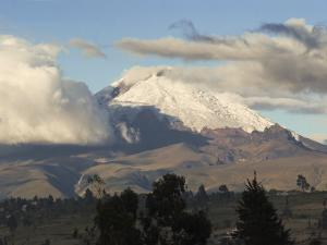 Volcan Cotopaxi, Cotopaxi Province, Central Highlands, Ecuador, South America by Robert Francis