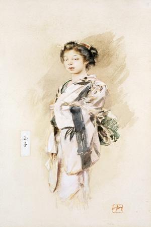 A Geisha, or Tamako, 1893