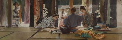 The Silk Merchant, 1892