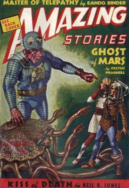 Ghost of Mars, Fuqua by Robert Fuqua