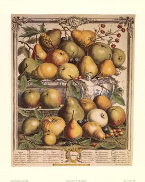Fruits of the Season, Spring by Robert Furber