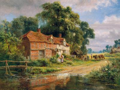 An Old Surrey Farm