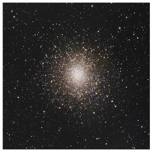 Globular Cluster in Ophiuchus by Robert Gendler
