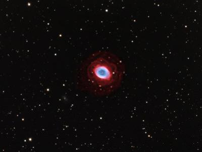 M57, Planetary Nebula in Lyra