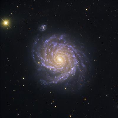 NGC 1232, Spiral Galaxy in Eridanus