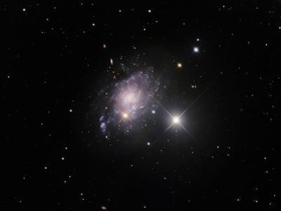 NGC 45 Is One of the Closest and Lowest Surface Brightness Spiral Galaxies