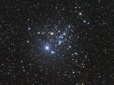 Ngc457 Open Star Cluster in Cassiopeia
